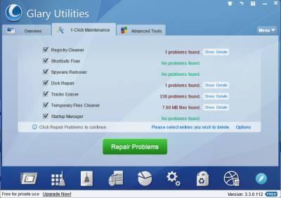 Glary Utilities 3 Free