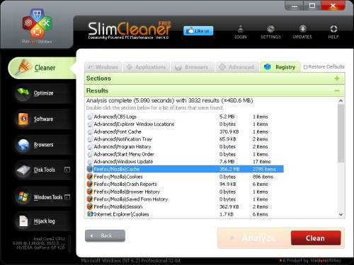 Slim Cleaner 4