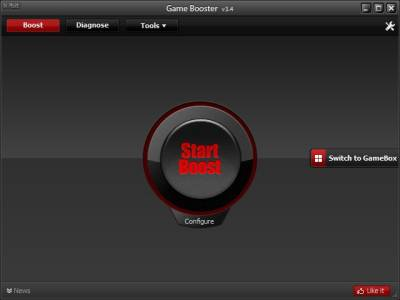 Iobit Game Booster 3.4