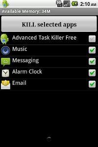 Task Killer Rechild
