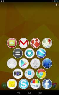 Slide Launcher Google Android