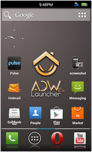 ADW Launcher for Google Android