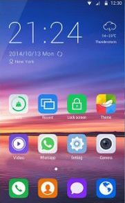 Zero Launcher for Google Android