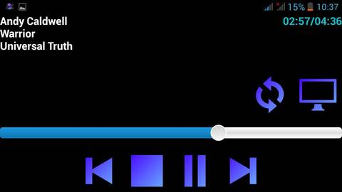 Background Video Player for Google Android