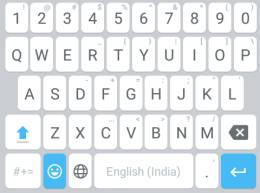 CM Keyboard for Google Android