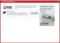 iolo Crucial Memory Mechanic for Windows